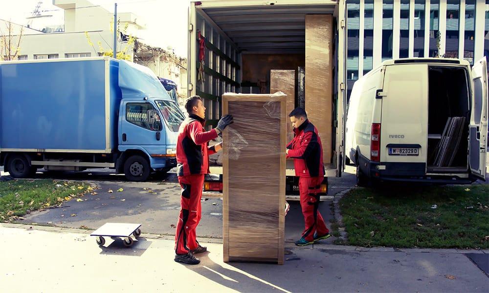 Übersiedlung in Wien mit Profis von Möbelpacker